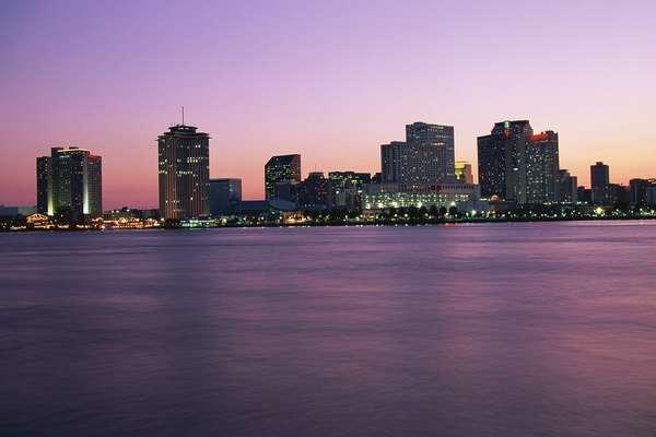Mississippi River Cruise, New Orleans Return