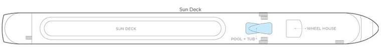 APT AmaSonata Sun Deck