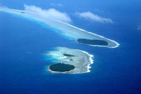 Majuro, îles Marshall