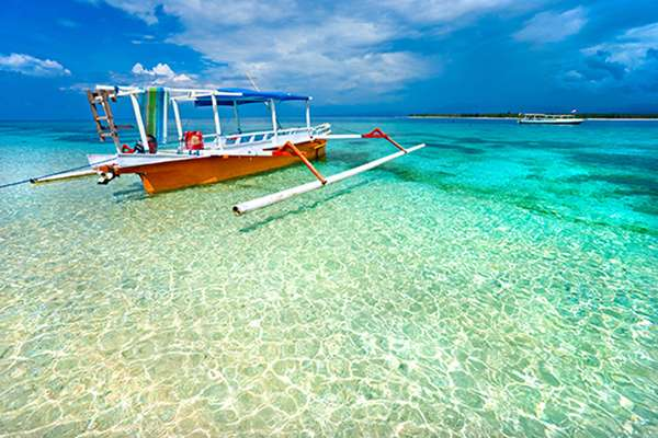 Gili Mas, Lombok, Indonesia