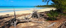 Strahlende Bahamas