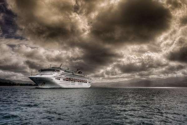 Порт Чалмерс (Данидин), Новая Зеландия