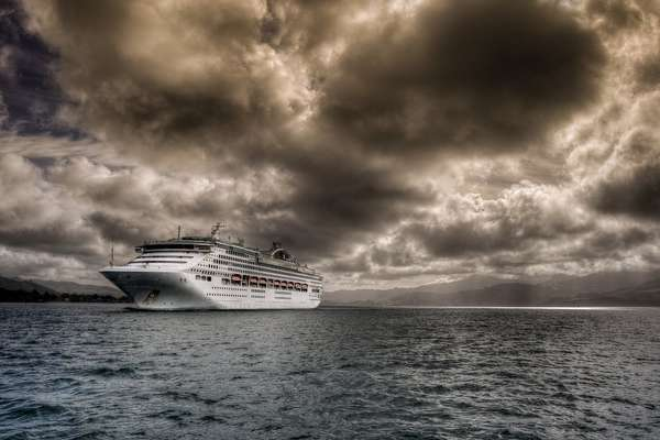 Port Chalmers, Nouvelle-Zélande