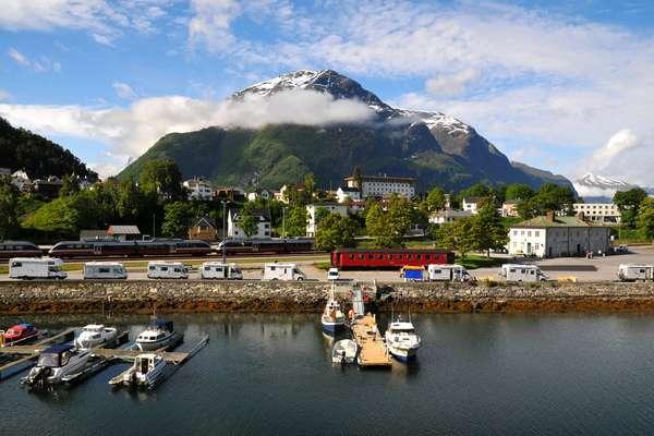 Ондалснес, Норвегия