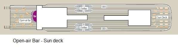 Le Soléal Sun Deck
