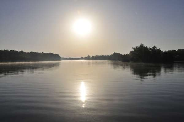 Passaggio sul Delta del Danubio