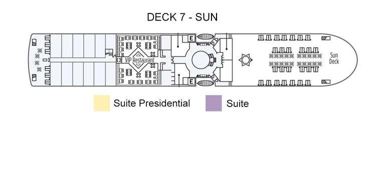 Century Legend Deck 7 - Sun