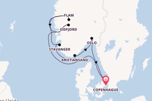 Belo cruzeiro com a Holland America Line