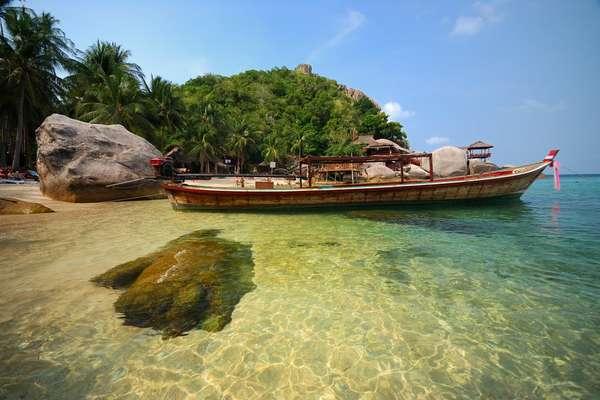 Анг Тхонг (Морской национальный парк), Таиланд