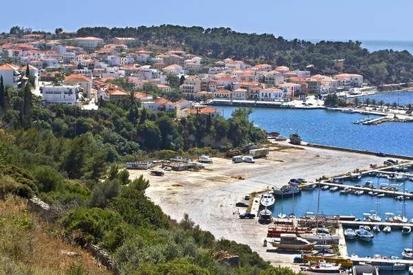 Pylos, Griekenland