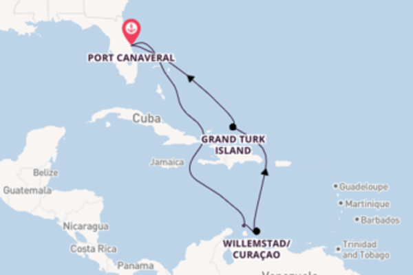 Cruise with Carnival Cruise Lines from Port Canaveral