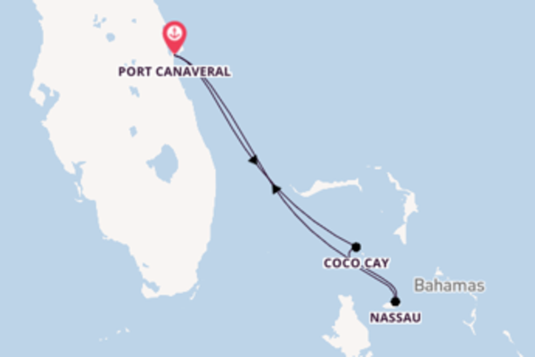 Fantastique balade de 5 jours pour découvrir Nassau