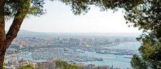 Romantisches westliches Mittelmeer