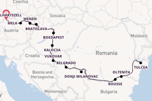 Ervaar de parels van Vukovar