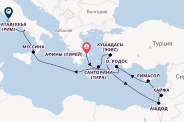 Захватывающий вояж на 12 дней с Norwegian Cruise Line