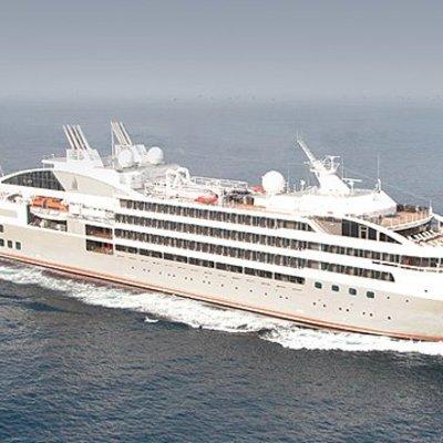 Cruise van Argentinie naar Kaapstad