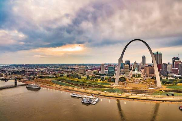 Stunning New Madrid, Missouri with American Queen Steamboat Company