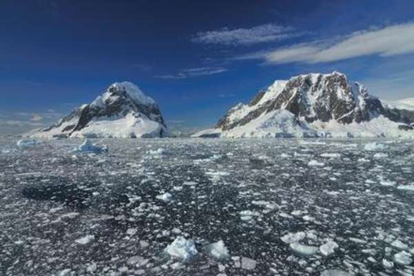 Bellingshausen Sea, Antarctica