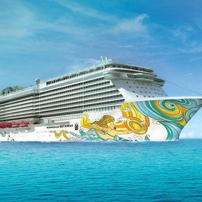 Prachtige cruise langs de Bahamas