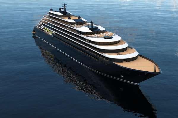 8 Tage auf der The Ritz-Carlton Yacht