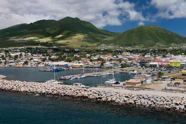 Spectacular Basseterre with Celebrity Cruises