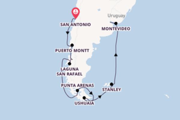 20 Tage auf der Seven Seas Voyager
