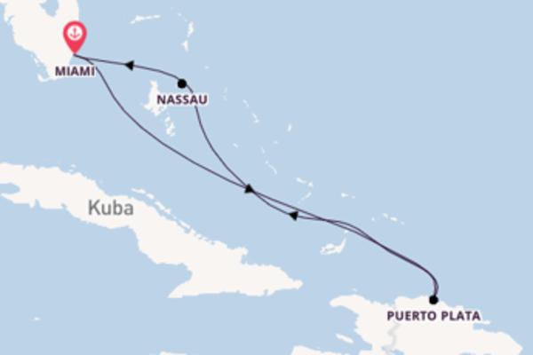 Entdecken Sie Puerto Plata ab Miami