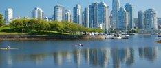 Vancouver und zurück