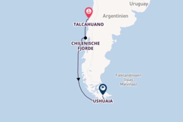 6 Tage Südamerika Reise