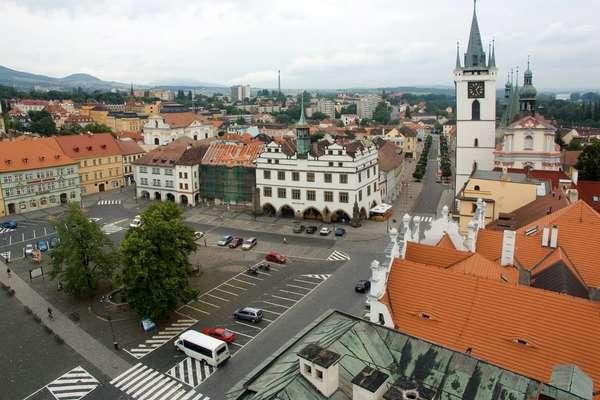 Литомерице, Чехия