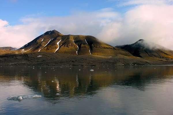 Natuurreservaat Zuidoost-Spitsbergen, Noorwegen
