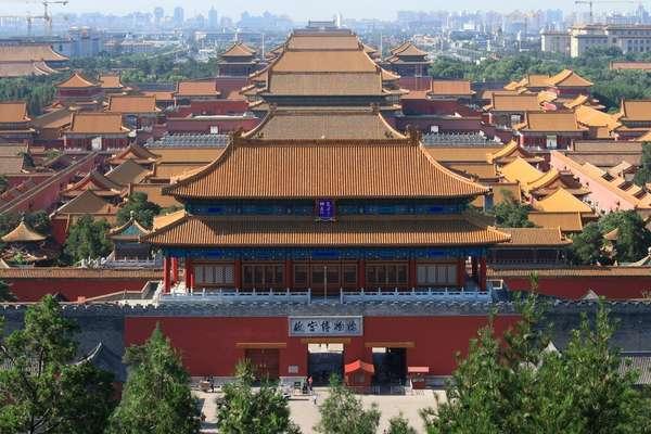 6-daagse cruise vanaf Beijing
