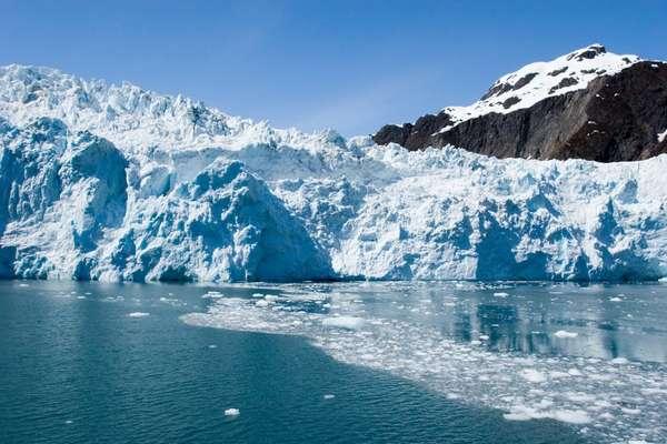 Il ghiacciaio Hubbard, Alaska