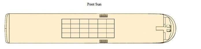 La Belle de Cadix Pont Soleil