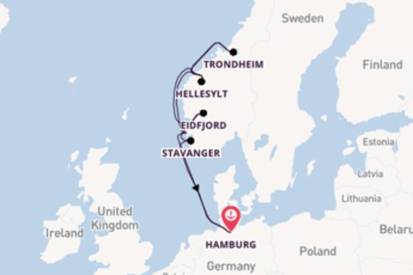 Ontdek de parels van Eidfjord