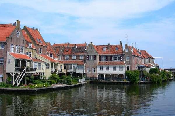Энкхёйзен, Нидерланды