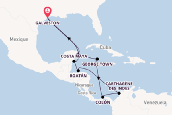Envoutante balade de 12 jours avec Royal Caribbean