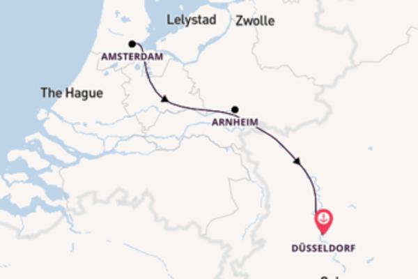 Erkunden Sie Amsterdam auf der Annika