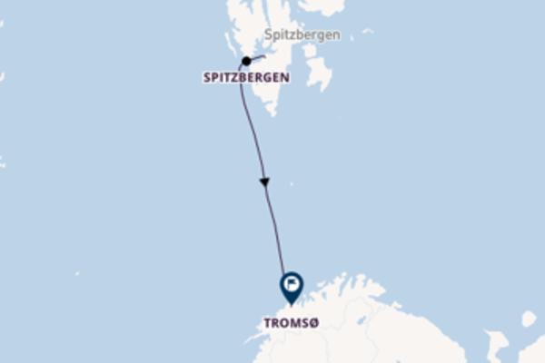 Ab Longyearbyen Abenteuer Spitzbergen