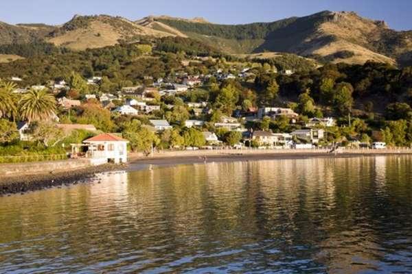 Akaroa, Nieuw-Zeeland