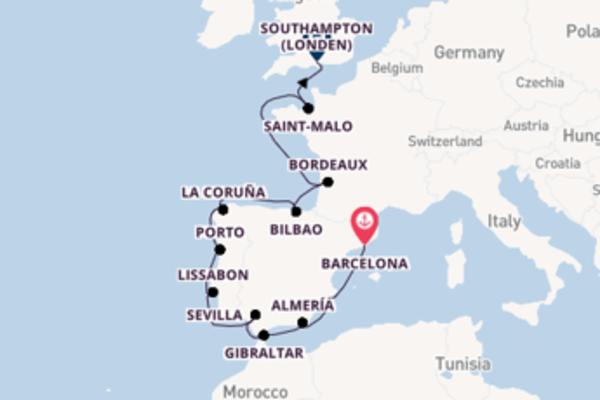 Geniet van het waanzinnige Alicante met Oceania Cruises