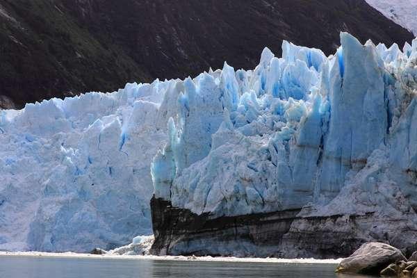 Glaciar Pia, Chile