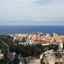 Westliches Mittelmeer über Livorno