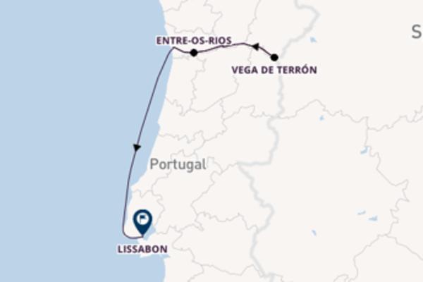 Das Dourotal, Porto & Lissabon