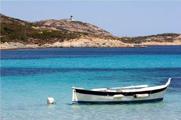 Santa Manza (Korsika), Frankreich