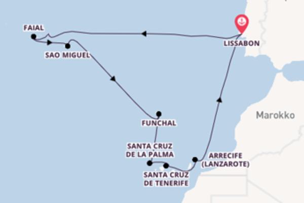 Azoren: Vergessene Inseln im Atlantik