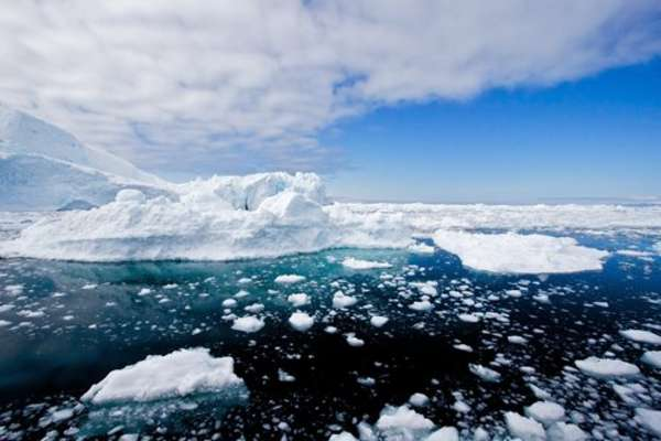 Diskobucht, Grönland