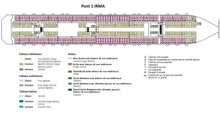 Costa fascinosa jusqu 39 28 photos cabines ici for Plans de cabine gratuits