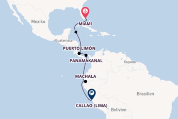 14 Tage Südamerika Reise
