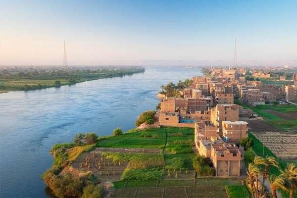 Sohag, Égypte